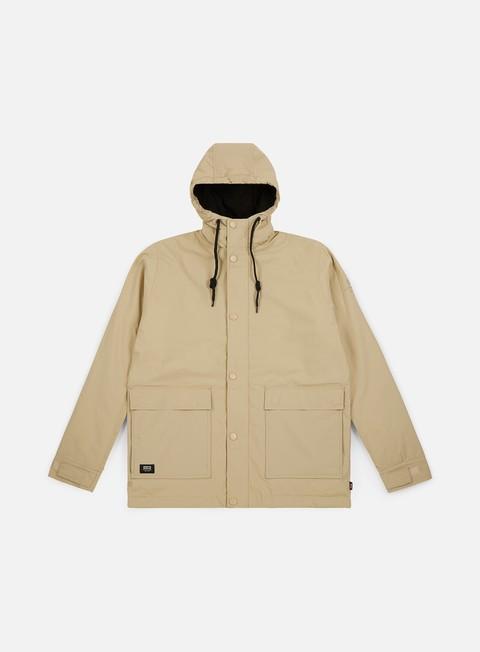 giacche globe goodstock thermal utility jacket sand