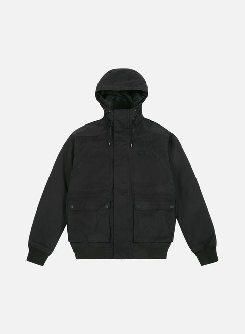 giacche globe inkerman 2 jacket black