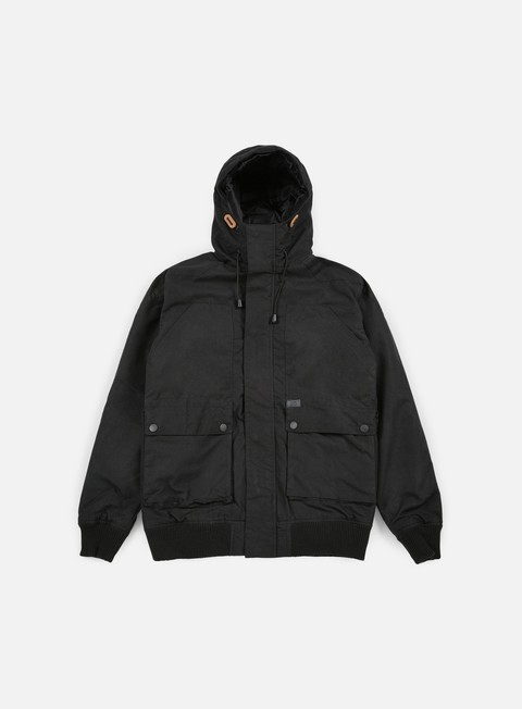 giacche globe inkerman jacket black old
