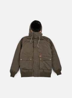 Globe - Inkerman Jacket, Dark Olive
