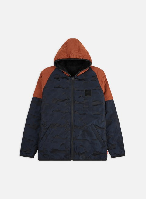 Globe Polartec Reversible Jacket