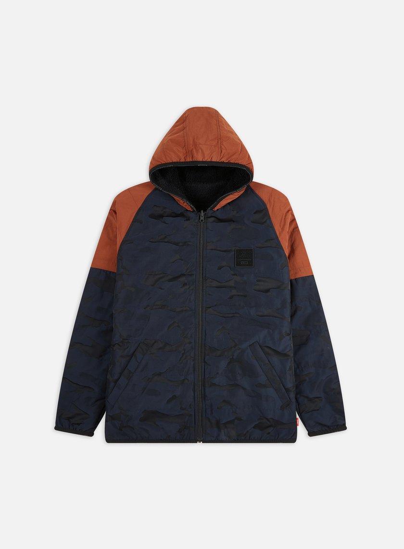 Globe Polartec Reversible Jacket