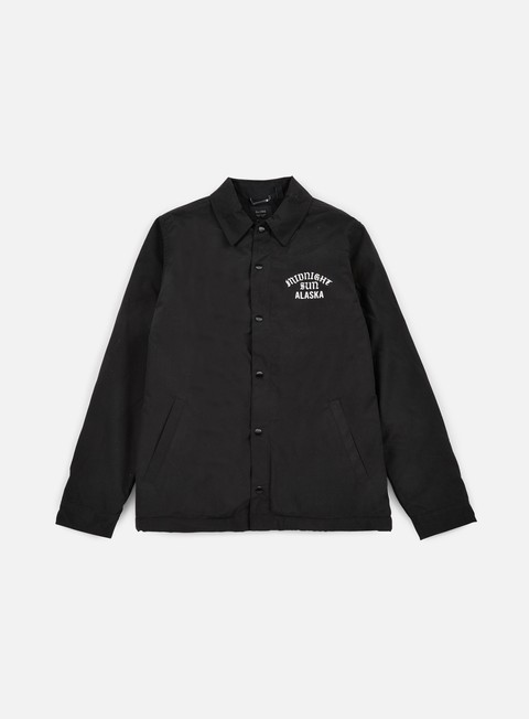giacche globe solstice jacket black