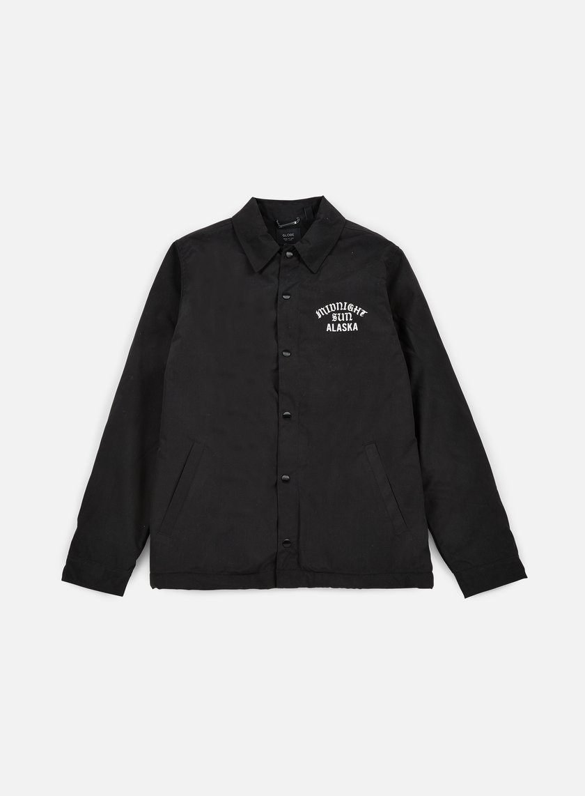Globe - Solstice Jacket, Black