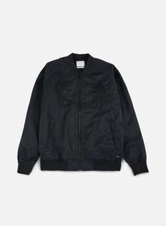 Globe - Stealth Bomber Jacket, Black 1