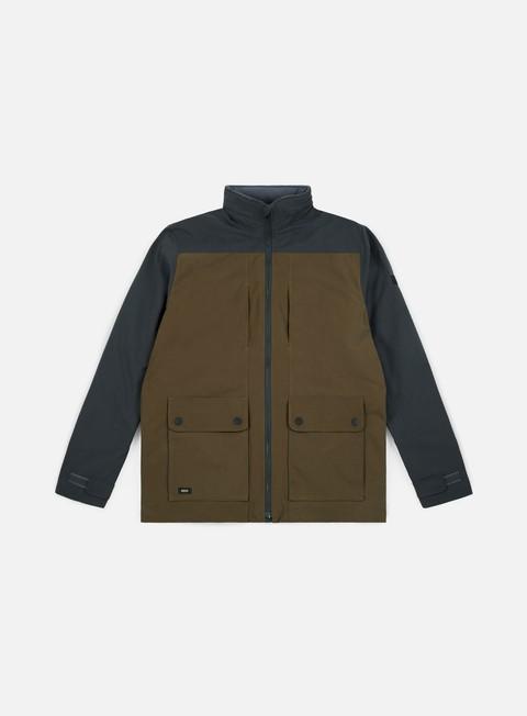 giacche globe sureshot jacket bronze