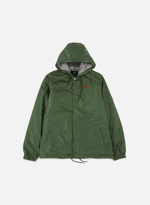Globe - Vista Thermal Hooded Jacket, Frog
