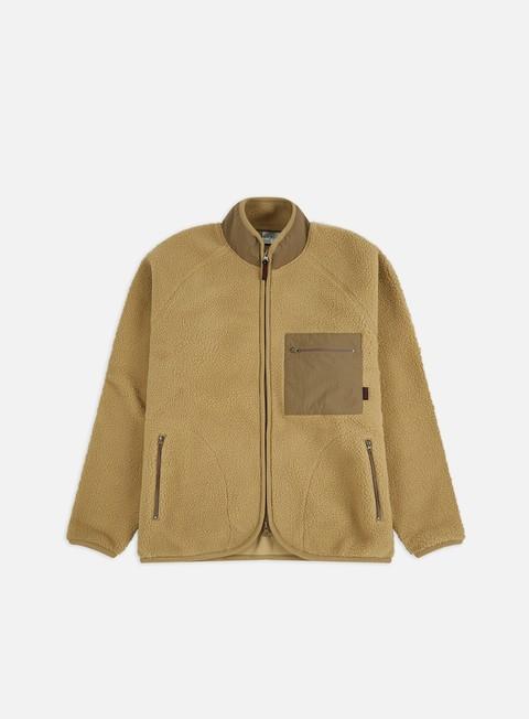 Intermediate jackets Gramicci Boa Fleece Jacket