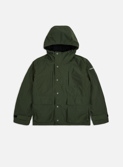 Giacche Intermedie Gramicci Shell Mountain Parka