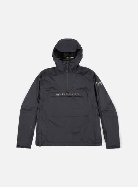 giacche helly hansen coasting anorak black
