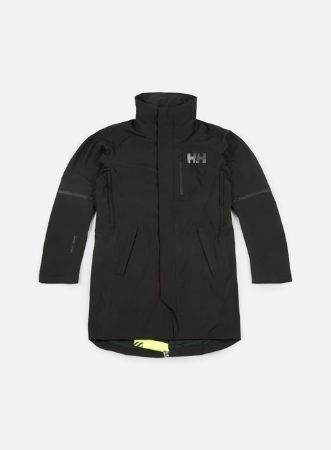 giacche helly hansen coasting coat jacket black