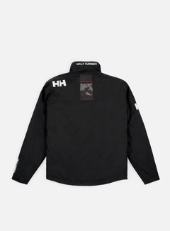 Helly Hansen - Crew Midlayer Jacket, Black 3