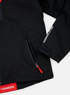 Helly Hansen - Crew Midlayer Jacket, Black 4