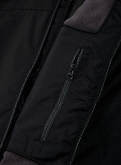 Helly Hansen - Crew Midlayer Jacket, Black 7