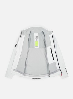 Helly Hansen - Crew Midlayer Jacket, Bright White 2