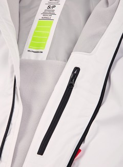 Helly Hansen - Crew Midlayer Jacket, Bright White 7