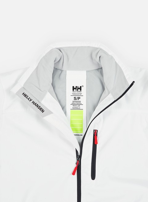 Crew Midlayer Jacket, Bright White - Giacche