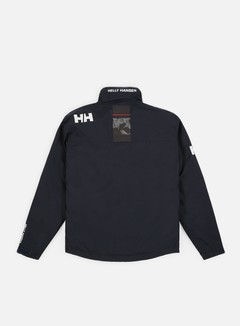 Helly Hansen - Crew Midlayer Jacket, Navy 3