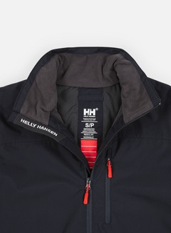 Helly Hansen - Crew Midlayer Jacket, Navy 8