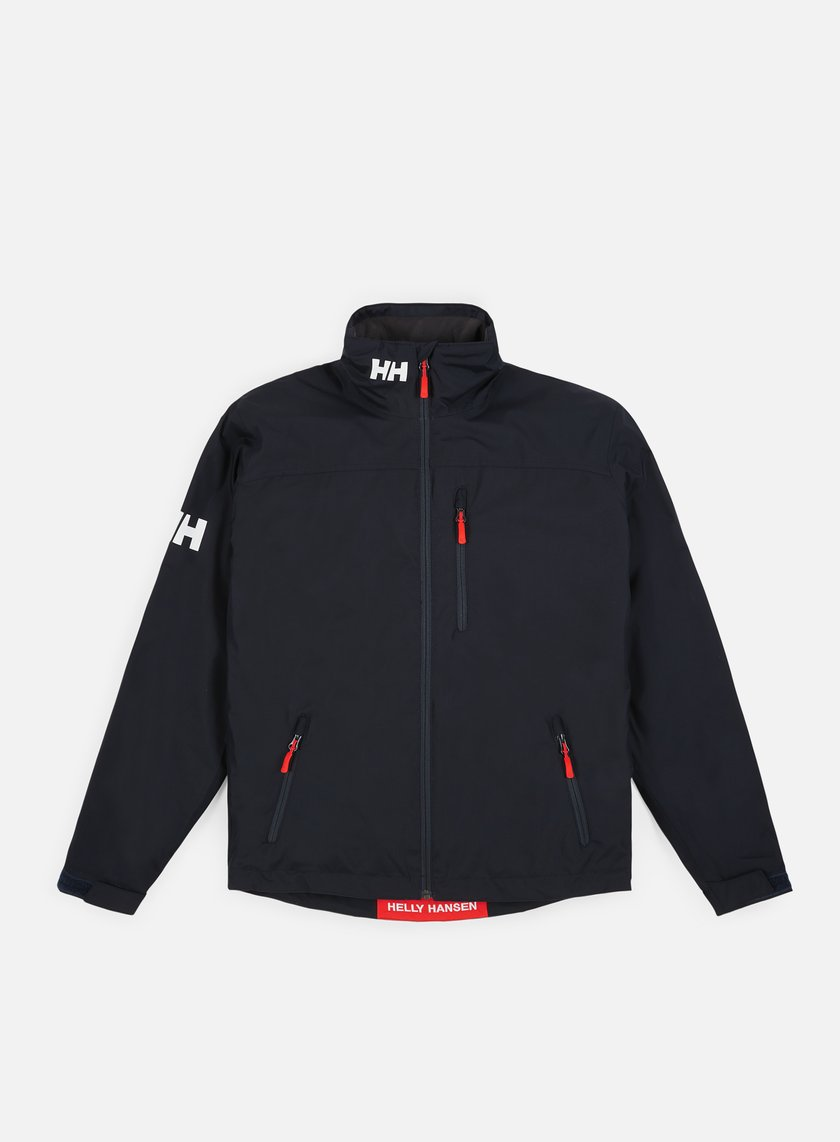 Helly Hansen - Crew Midlayer Jacket, Navy