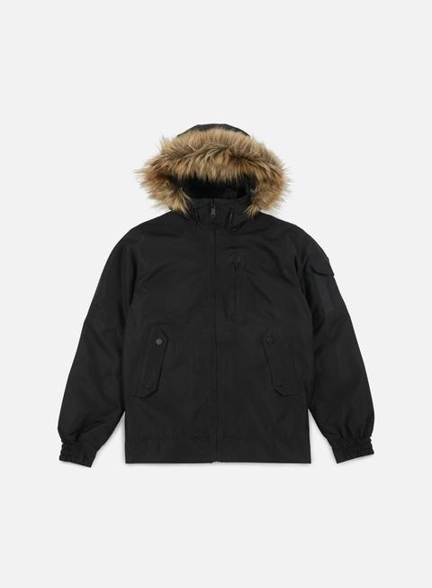 giacche helly hansen dubliner bomber jacket black