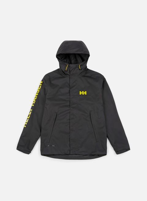 giacche helly hansen ervik jacket ebony