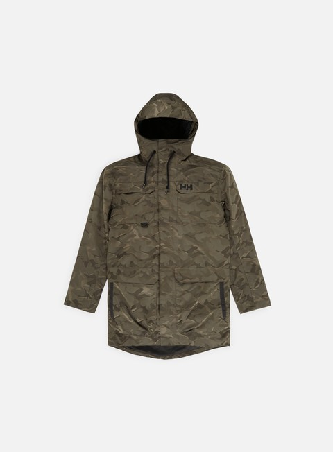 Giacche Invernali Helly Hansen Galway Parka Jacket