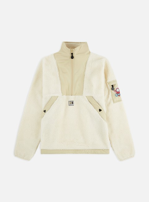 Intermediate Jackets Helly Hansen Heritage 1/2 Zip Pile