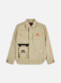 Helly Hansen - Heritage Carpenter Jacket, Heritage Khaki
