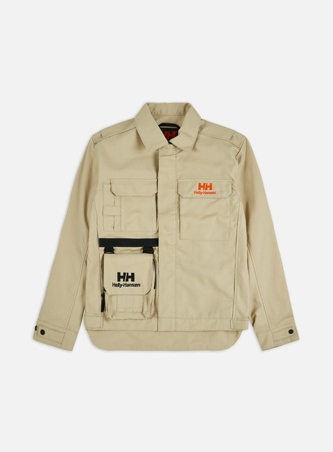 Giacche Intermedie Helly Hansen Heritage Carpenter Jacket