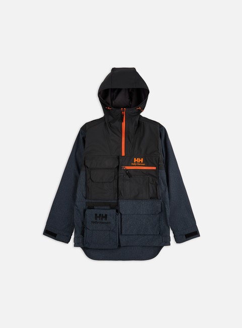 Sale Outlet Intermediate Jackets Helly Hansen Heritage PU Hybrid Rain Jacket