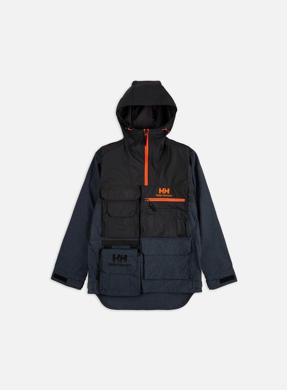 Helly Hansen Heritage PU Hybrid Rain Jacket