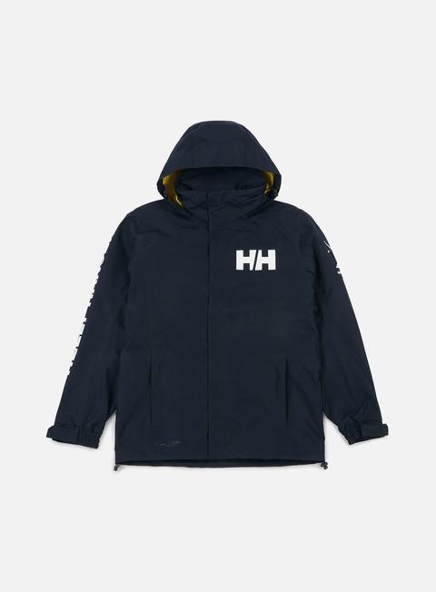 giacche helly hansen hh crew jacket navy