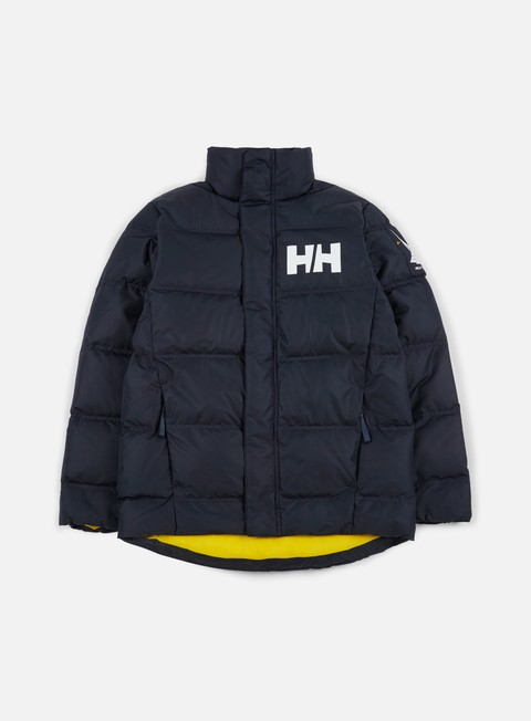 giacche helly hansen hh down jacket navy