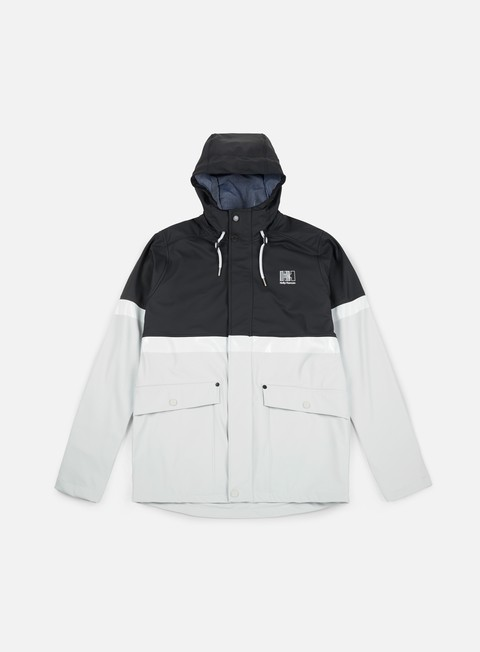giacche helly hansen hh rain jacket ebony