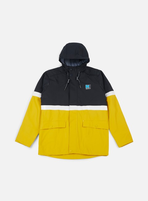 giacche helly hansen hh rain jacket navy