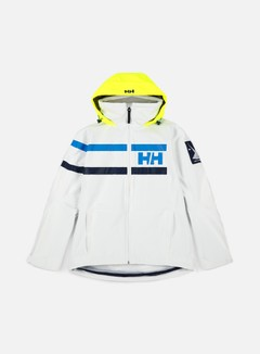 Helly Hansen - HH Sailing Jacket, White