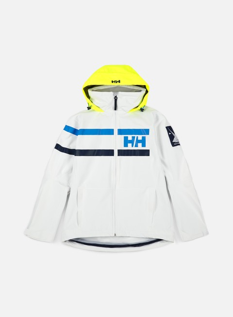 giacche helly hansen hh sailing jacket white