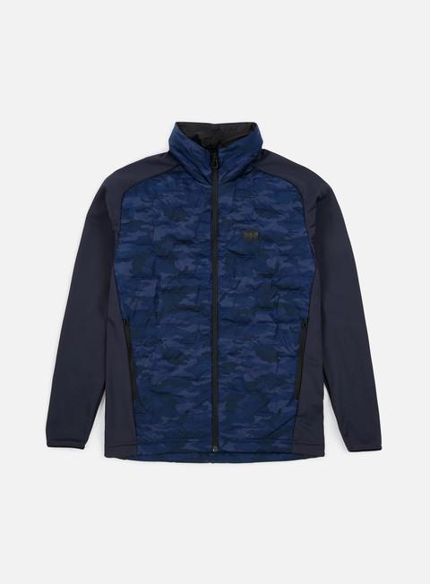 Giacche Intermedie Helly Hansen Lifa Loft Hybrid Insulator Jacket