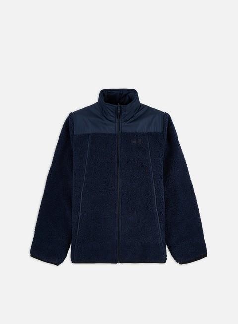 Outlet e Saldi Giacche Intermedie Helly Hansen Oslo Reversible Pile Jacket