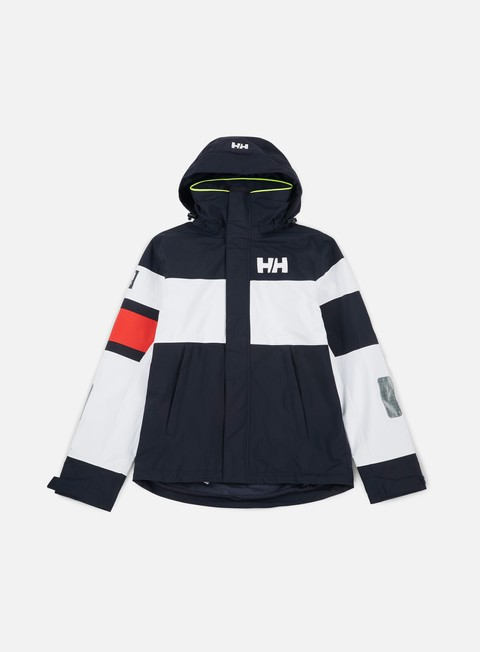 giacche helly hansen salt light jacket navy
