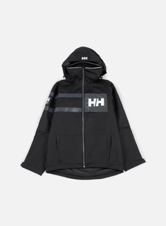 Helly Hansen - Salt Power Jacket, Black 1