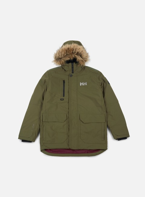 Sale Outlet Winter Jackets Helly Hansen Svalbard Parka Jacket