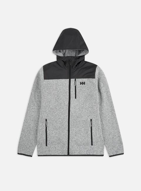 Sale Outlet Intermediate jackets Helly Hansen Varde Hooded Fleece Jacket
