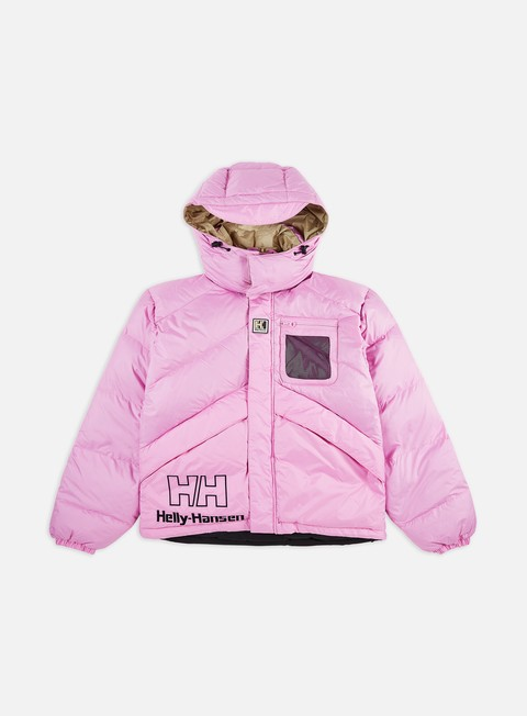 Down Jackets Helly Hansen WMNS Heritage Reversible Puffer Jacket
