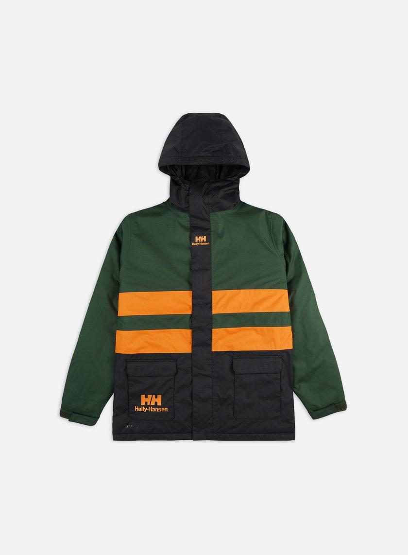 Helly Hansen YU Ins Rain Jacket