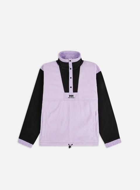 Felpe in pile Helly Hansen YU Snap Button Fleece