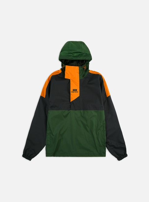Light Jackets Helly Hansen YU Windbreaker Anorak