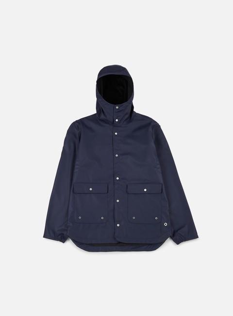 giacche herschel forecast parka jacket peacoat