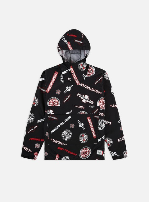 Herschel Supply Voyage Hip Pack Anorak
